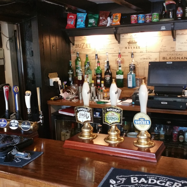 The Bar At The Cherry Tree Inn, Fayfate