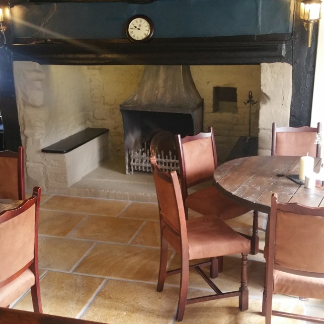 The Bar Area at The Cherry Tree Inn, Faygate