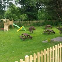 The Cherry Tree Inn Play Area